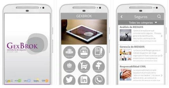 GexBrok. Correduría de seguros