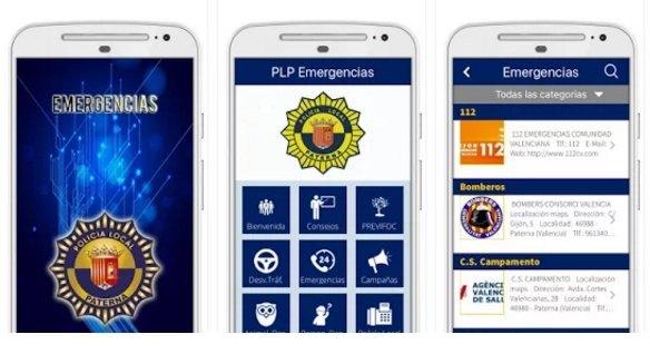 Emergencias Policía Local de Paterna