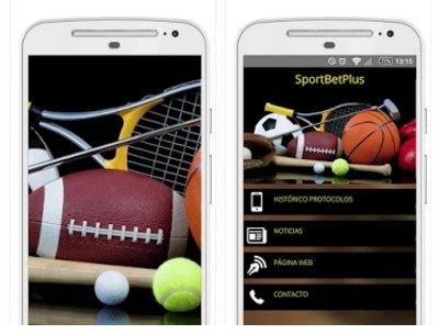 SportBetPlus Tus apuestas desde la app